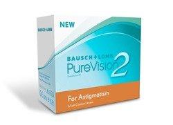 PureVision 2HD for Astigmatism 3pcs. .