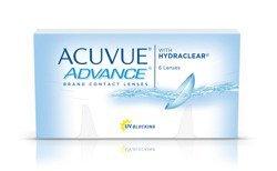 Acuvue Advance 6pcs