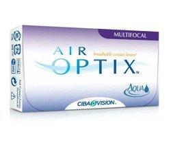 Air Optix Aqua Multifocal 3pcs.