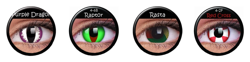 ColourVue Crazy Lens 2pcs