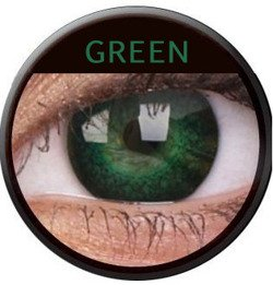 Farbige Kontaktlinsen ColourVue Eyelush 2 Stck.