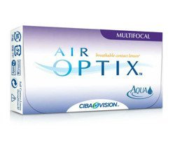 Kontaktlinsen Air Optix Aqua Multifocal 6 Stck.