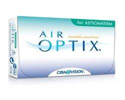 Kontaktlinsen Air Optix for Astigmatism 6 Stck.