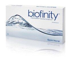 Kontaktlinsen Biofinity 6 Stck.