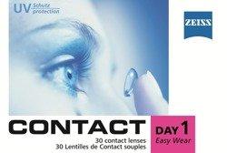 Kontaktlinsen Contact Day1 Easy Wear 30 Stck.