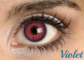 Kontaktlinsen Contact Day30 Colours - 3 Farben 2Stck.