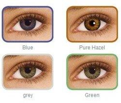 Kontaktlinsen FreshLook One Day (PWR 0,00) 10 Stck.