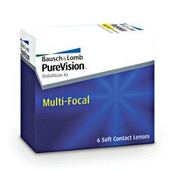 Kontaktlinsen PureVision MultiFocal 6 Stck.