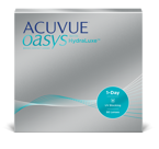 Soczewki 1Day Acuvue Oasys with Hydraluxe 90szt.