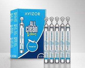 All Clean Unidose 15x10ml