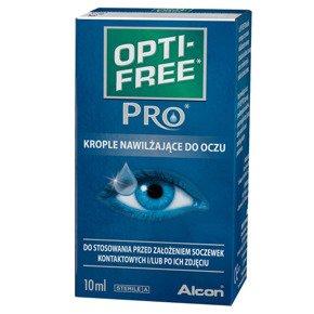 OptiFree Pro krople nawilżające do oczu 10ml